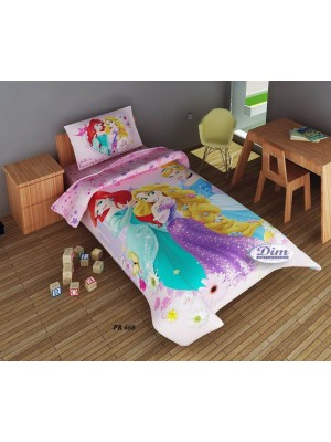 Quilt Cover Princess 160X230cm