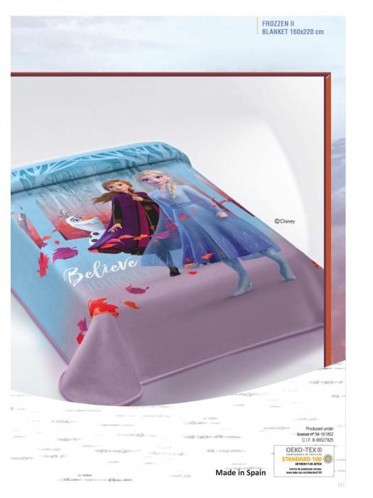 Blanket FROZEN