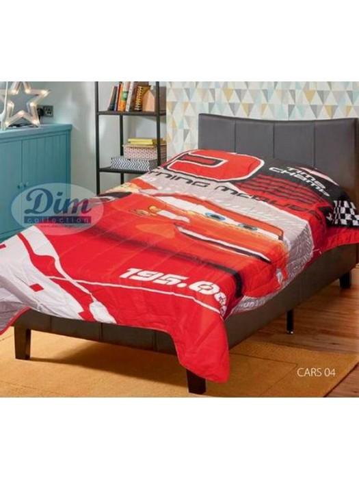 Bedspread / Bedcover 160X240cm Cars, McQueen
