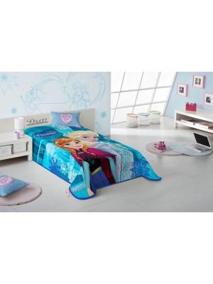 Blanket FROZEN Size:160X240