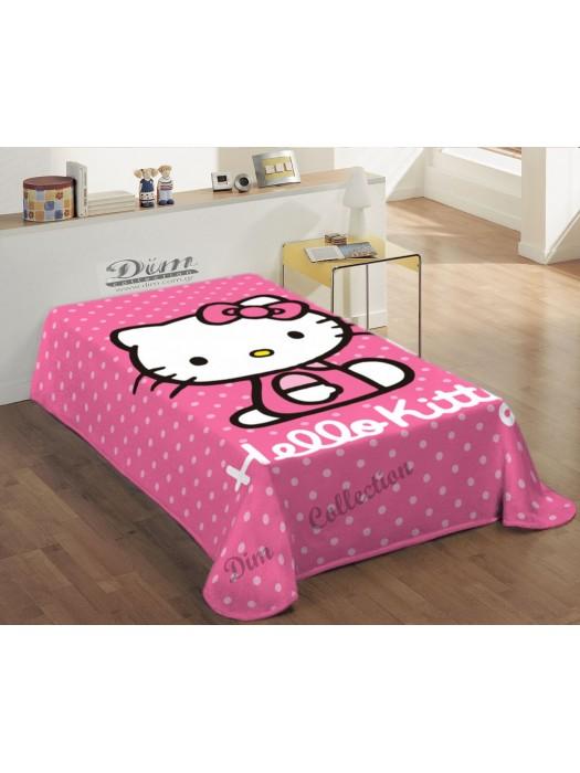 Blanket Hello Kity Size:160X240