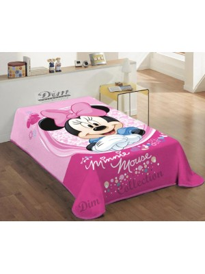 Blanket Minnie Mouse Size:160X240