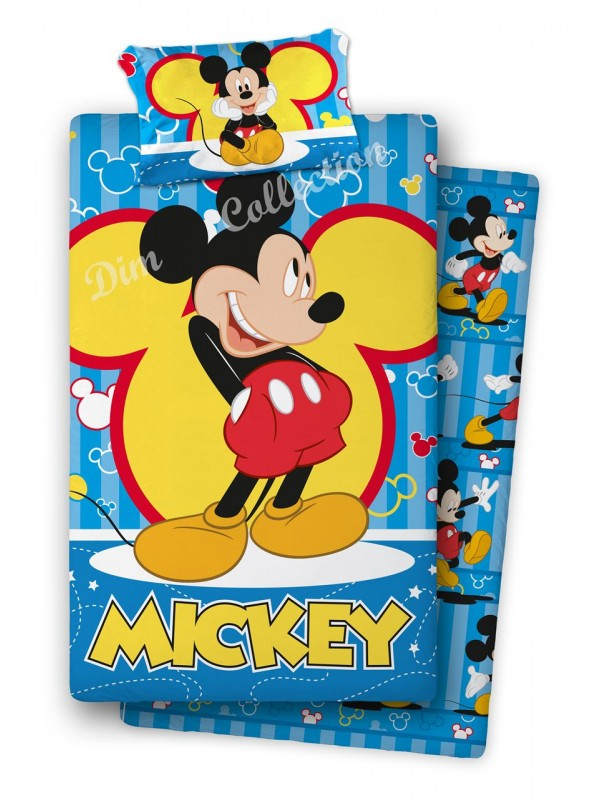 Quilt Cover Mickey Mouse- 160X260 + pillowcase