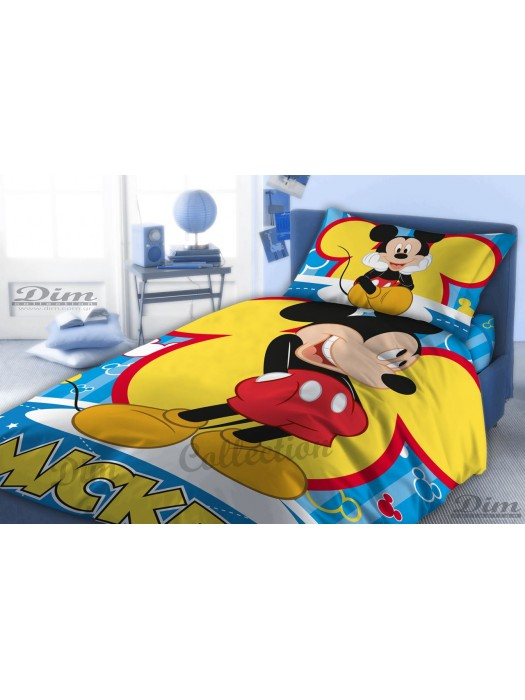 Quilt Mickey Mouse - Size 160X230