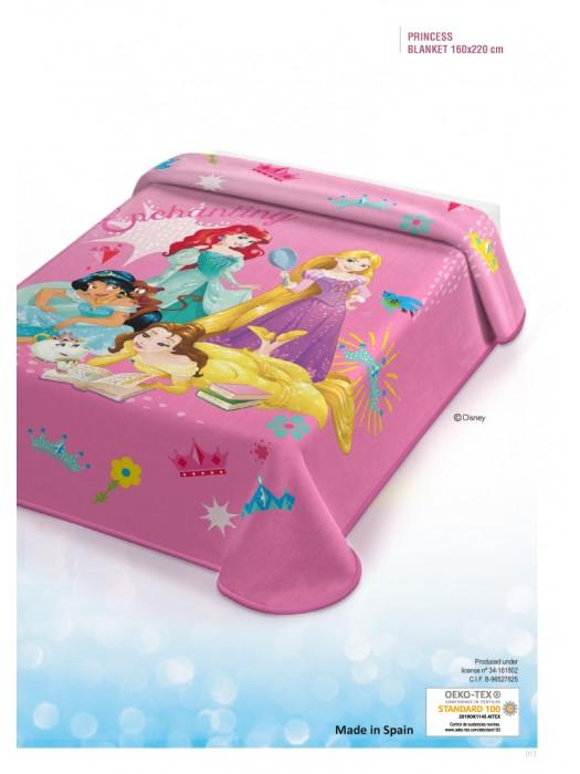 Blanket Disney Princess