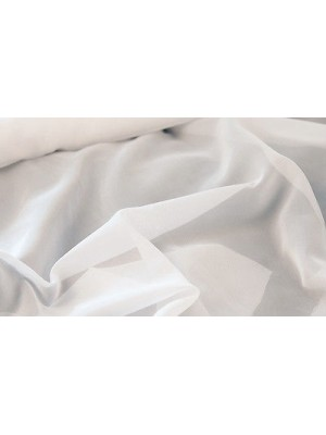 Voil Fabric by the meter - Width 280cm - colors: White or Beige