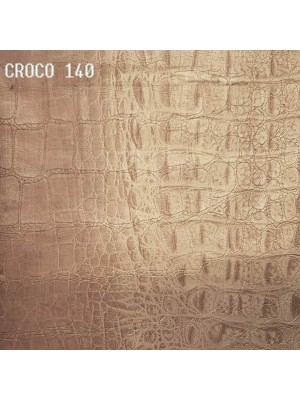 Artificial Leather - Animal Print - Synthetic (PVC) - Width 140cm