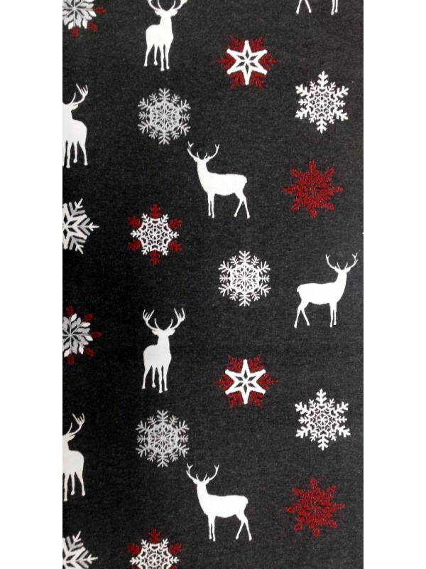 Christmas Fabric - Double Face - 280cm width - Select Color
