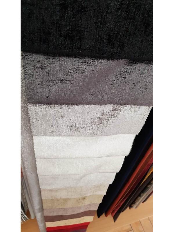 Crushed Velvet by the meter - OPERA - 300cm width