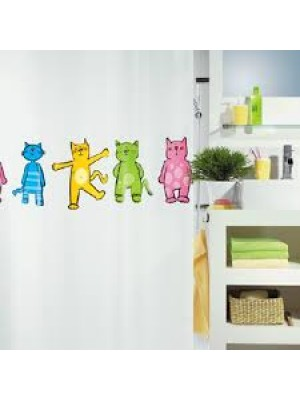 Shower Curtain GATTO