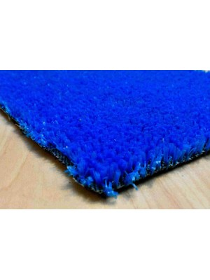 Artificial Grass - PRATO48 BLUE 7mm - Roll Width 2 meters