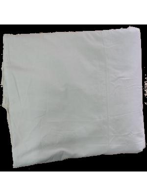 Grey Sheetling 100% Cotton 90cm width - 50 meters roll