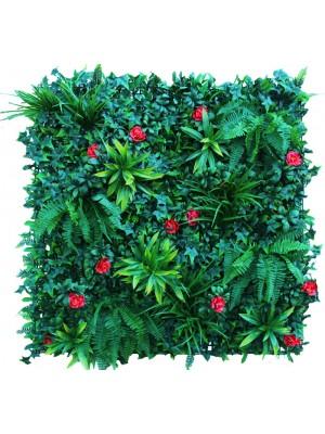 Vertical Garden art:MZ189001A - Panel Size: 100cm X 100cm