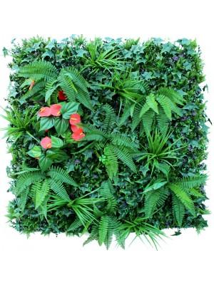 Vertical Garden art:MZ189006A - Panel Size: 100cm X 100cm