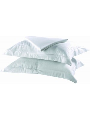 Oxford Style Pillow Cases 100% Egyptian Cotton 238TC - 2 PCS SET