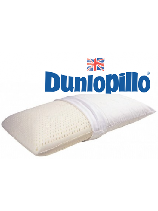 Dunlopillo Pillow Kids - SLAV SERENITY - Natural Latex - size: 69cm X 46cm