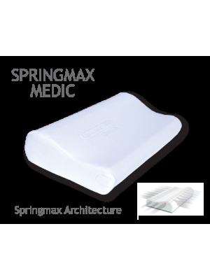 SpringMax Medic - Memory Foam Pillow - 34cm X 64cm X 11cm