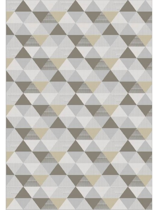 Artificial Silk Rug - Kilim style Art:84166