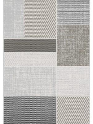 Artificial Silk Rug - Kilim style Art:84168
