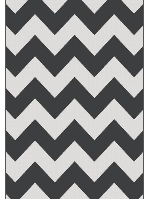 Artificial Silk Rug - Kilim style Art:84271 Size:185X275cm