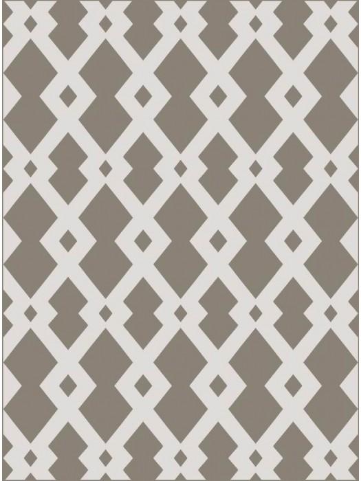 Artificial Silk Rug - Kilim style Art:84273