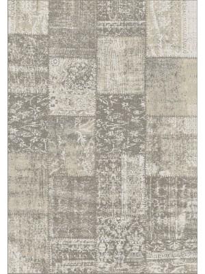 Artificial Silk Rug - Kilim style Art:84274