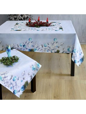 Christmas Table Cloth Size: 150X260cm art:181033