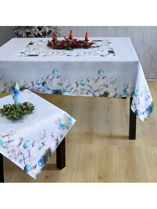 Christmas Table Cloth Size: 150X260cm art:181033