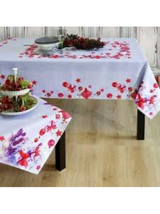 Christmas Table Cloth Size: 150X260cm art:181216