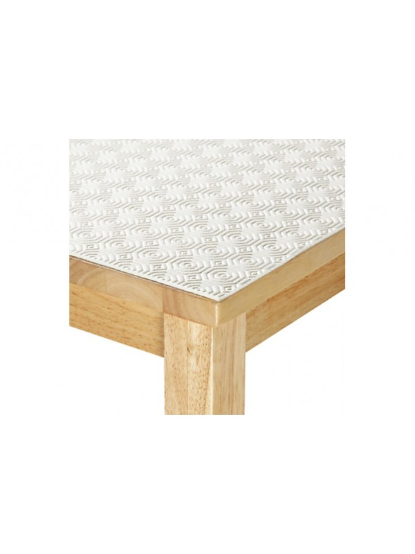 Table Protector PVC by the meter - width 140cm