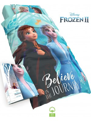 Bed Sheets Set - Frozen - Single Bed