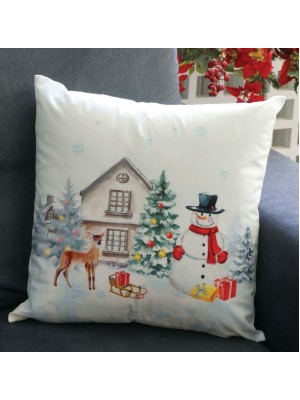 Christmas Cushion Cover 42X42cm art: 190271