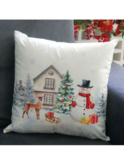 Christmas Cushion Cover 42X42cm art: 190271
