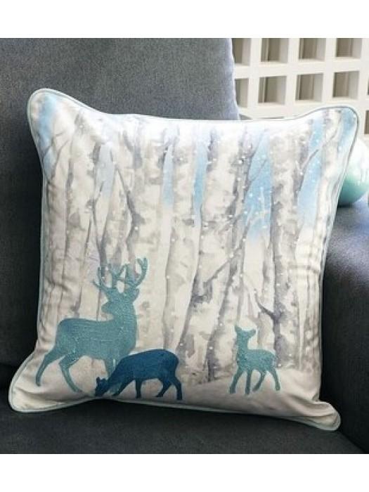 Christmas Cushion Cover 42X42cm art: 190910
