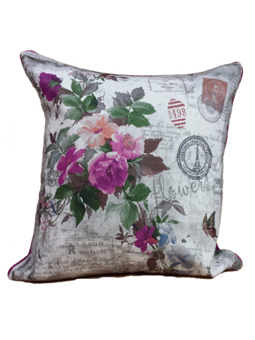 Cushion Cover 45X45 Paris