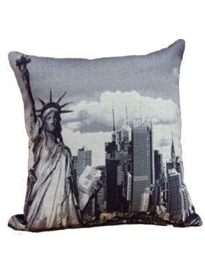 Cushion Cover 45X45 NEW YORK
