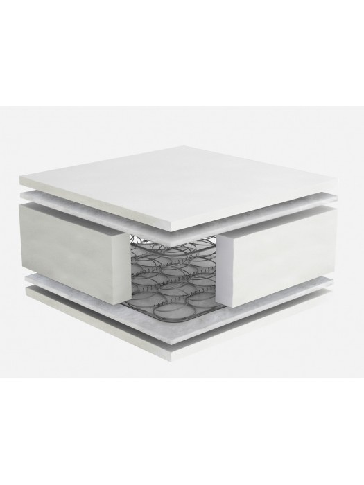 Stantard Mattress Dunlopillo - orthopaedic- anatomic- double sided