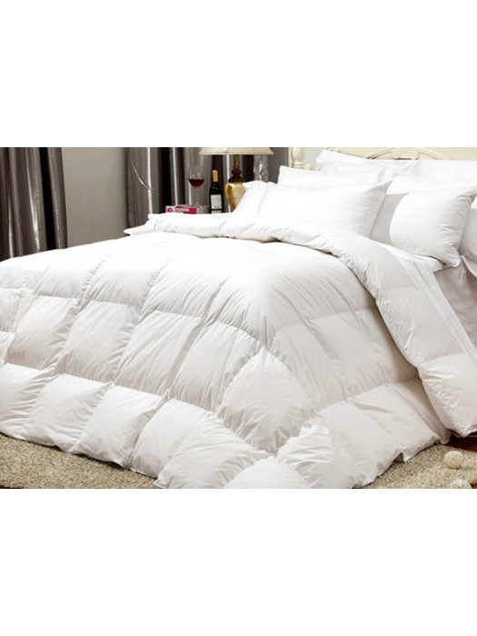 Quilt White with 350gsm Hollow Fiber Filling