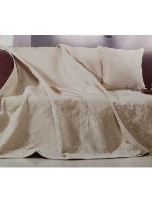 Throw for sofa - RG - Ivory