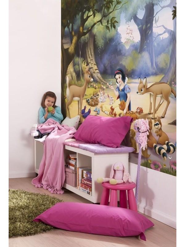 Wallpaper - Snowhite - Size: 254 X 184cm art:4-405