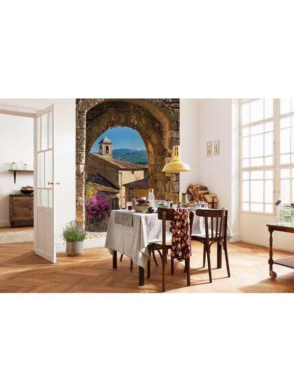 Wallpaper France- Size: 184 X 254cm