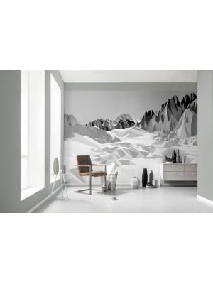 Icefields- Size: 368 X 254 cm