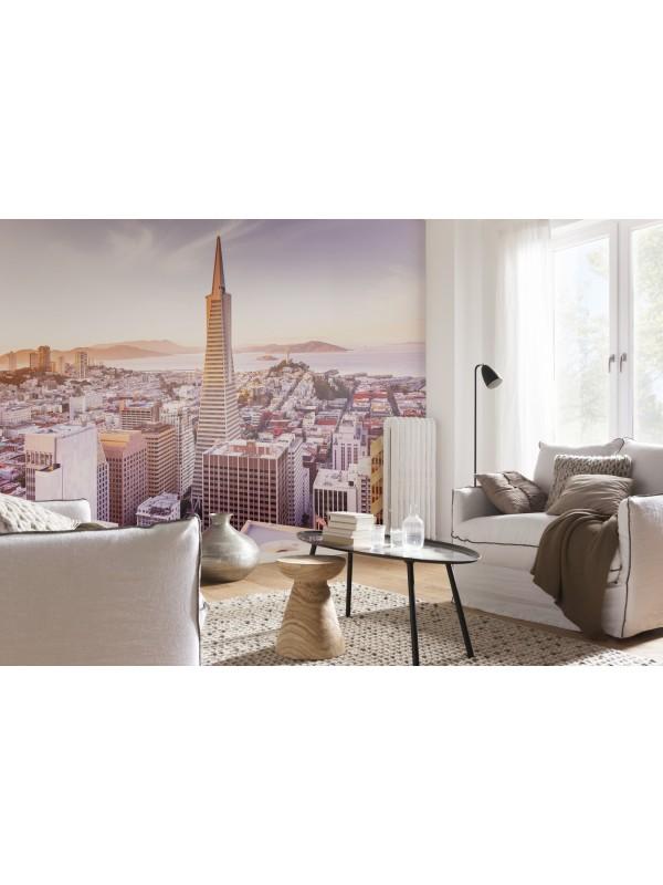 San Francisco Morning- Size: 368 X 254 cm