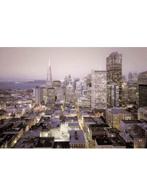 Wallpaper - Urban - Size:368X254cm