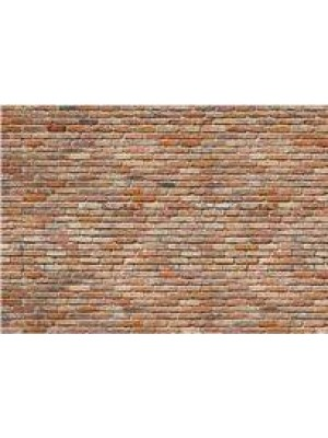 Wallpaper - Brick Wall - Size: 368 X 254 cm