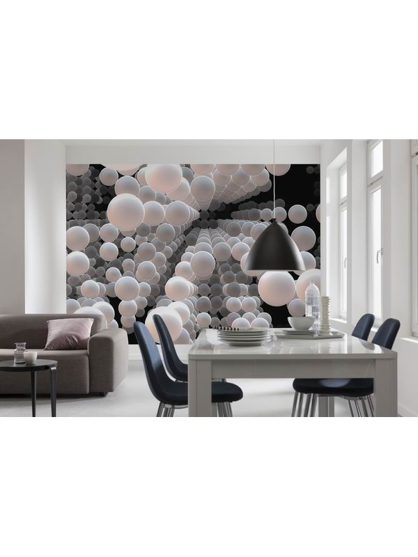 Spherical- Size: 368 X 254 cm