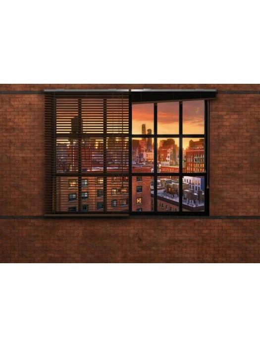 Brooklyn Brick- Size: 368 X 254 cm