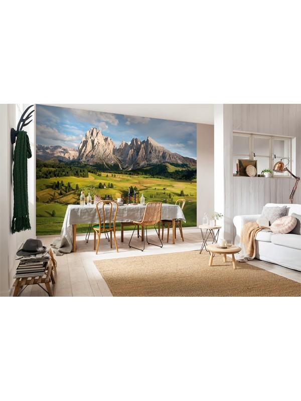 Alpen- Size: 368 X 254 cm