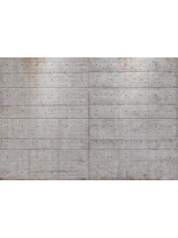 Wallpaper - Fair Face Concrete Wall - Size: 368 X 254 cm