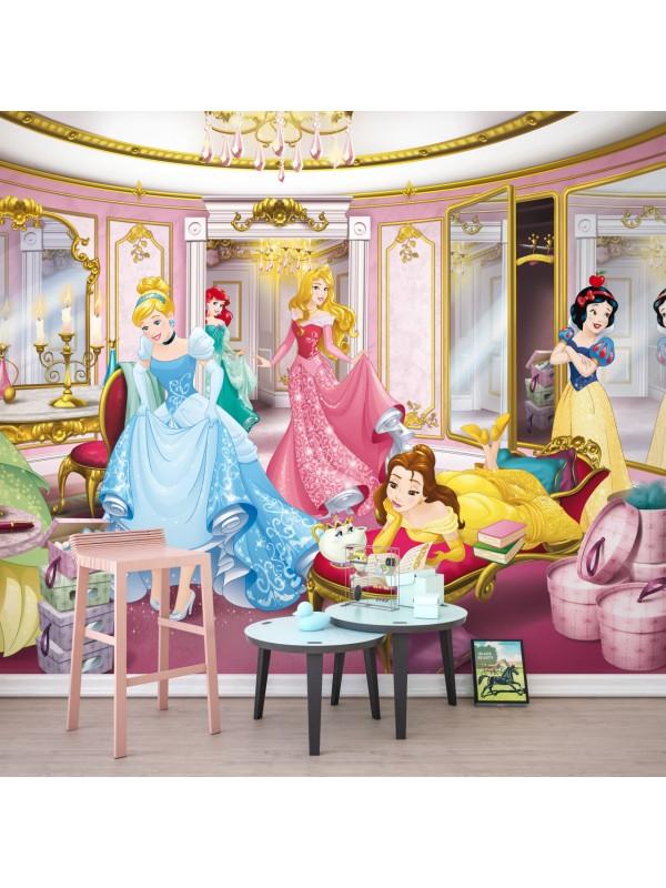 Wallpaper - Princess Mirror - Size: 368 X 254cm
